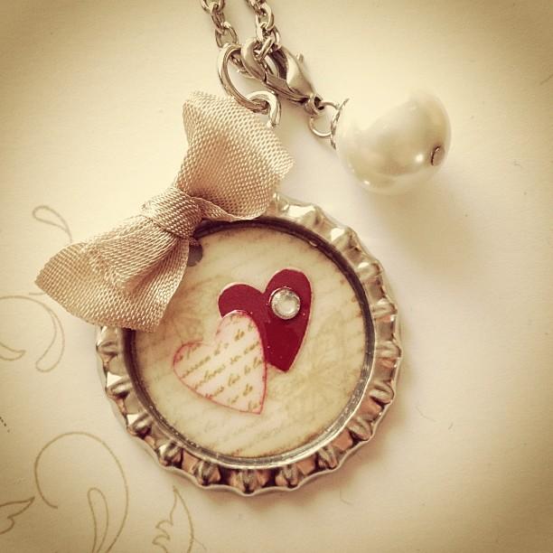 Herz an Herz mit Peppigen Deckeln