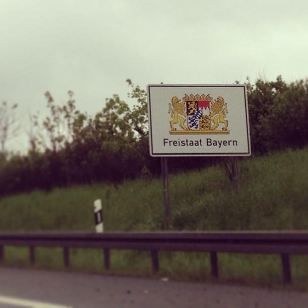 Bayern hat uns wieder, wie schön...