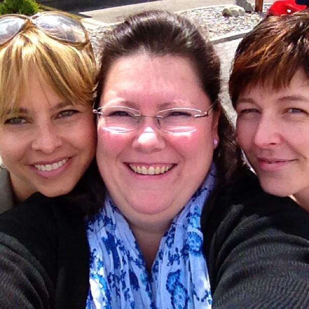 Die 3 Damen vom Grill
