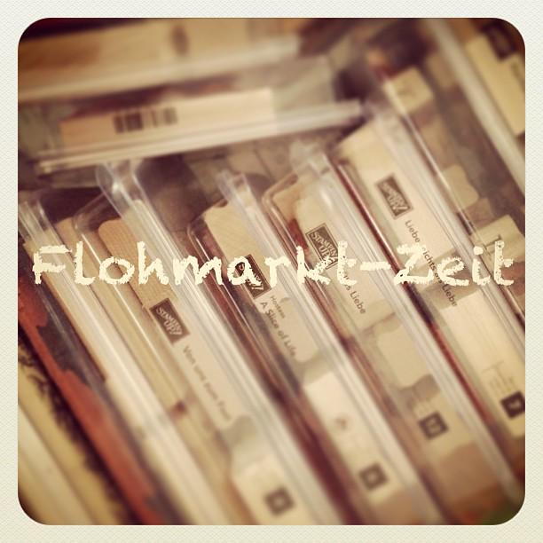 Flohmarkt auf heikeskartenwerkstatt.de