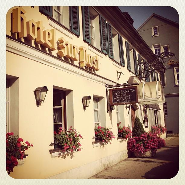 Schee war's in Gunzenhausen