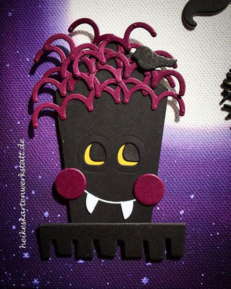 Darf ich vorstellen Drusilla stempelnddurchsjahr halloween bloghop Weiterlesen rarr