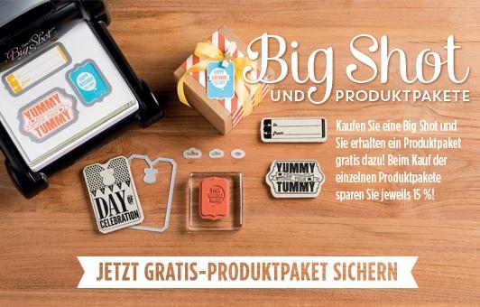 BigShot Angebot