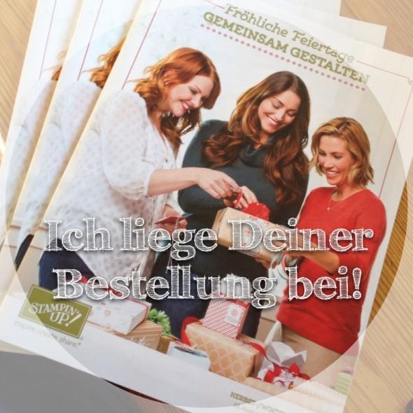 Herbst-Winter Katalog Stampin' UP!