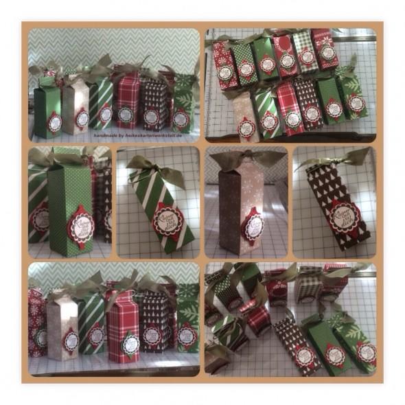 Mini-Boxen für Lindt Hello Goodies