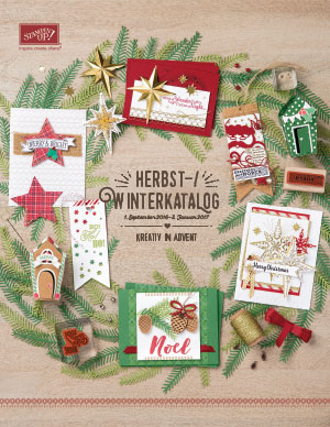Herbst Winter Katalog Stampin'Up!