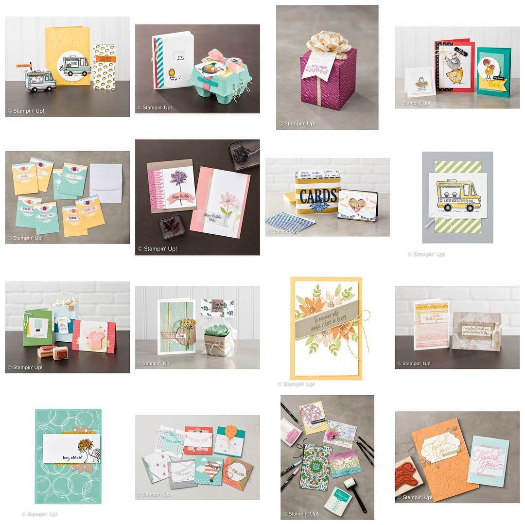 SaleABration Start und neuer FrhjahrSommerkatalog von Stampin Up! ichfreumichdrauf heikeskartenwerkstatthellip