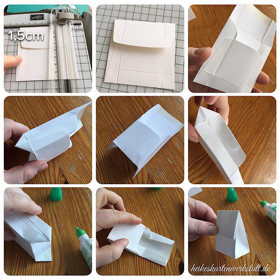 multifunktional so ein briefumschlag Wie Du eine briefumschlaggeschenktte draus machsthellip